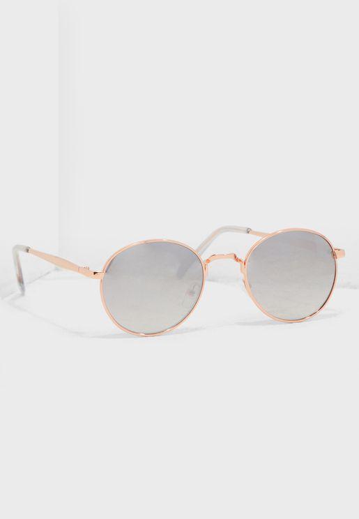 47dcd82e46 Carlos Circle Tinted Sunglasses