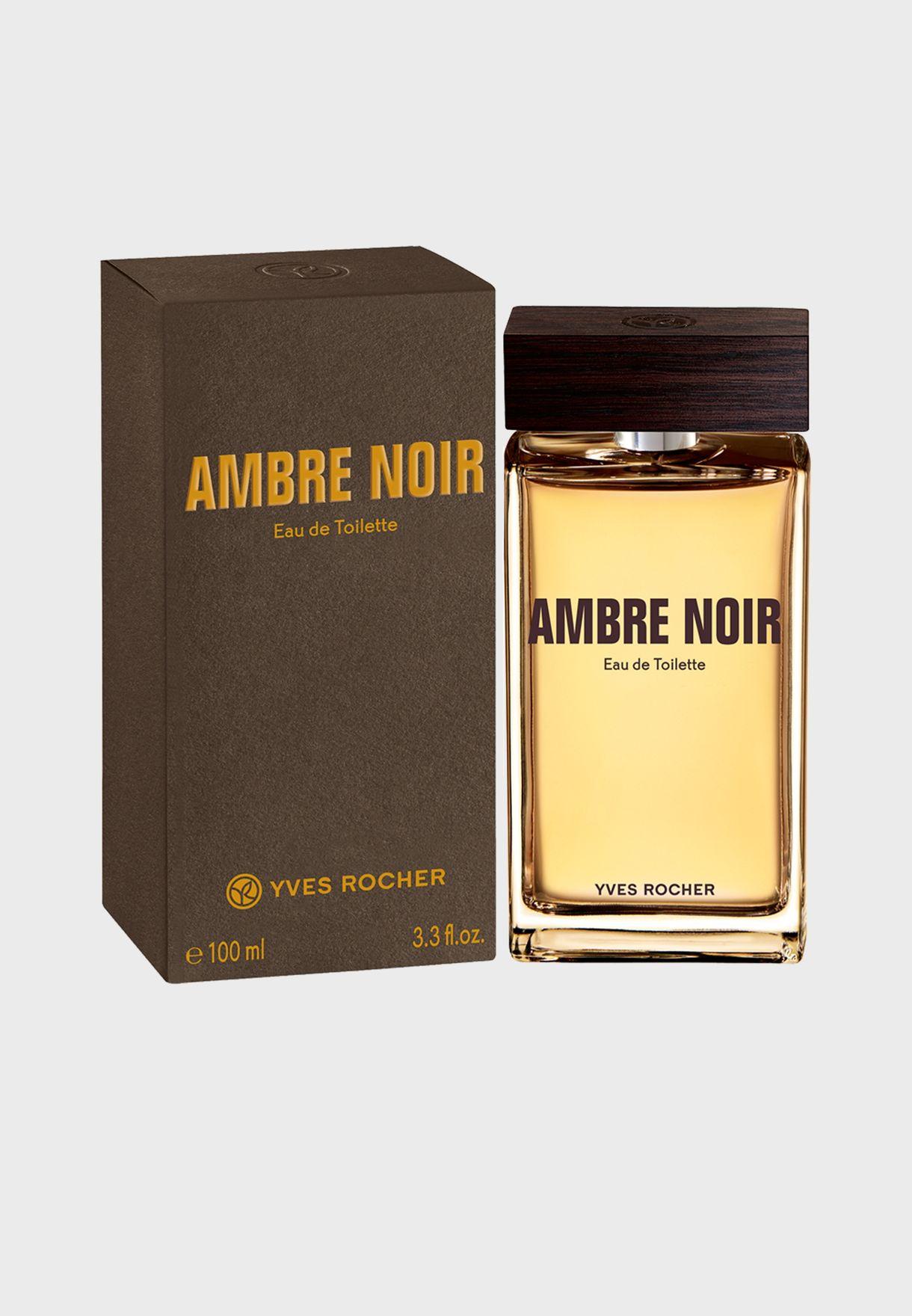 Ambre Noir Eau de Toilette For Men 100ml