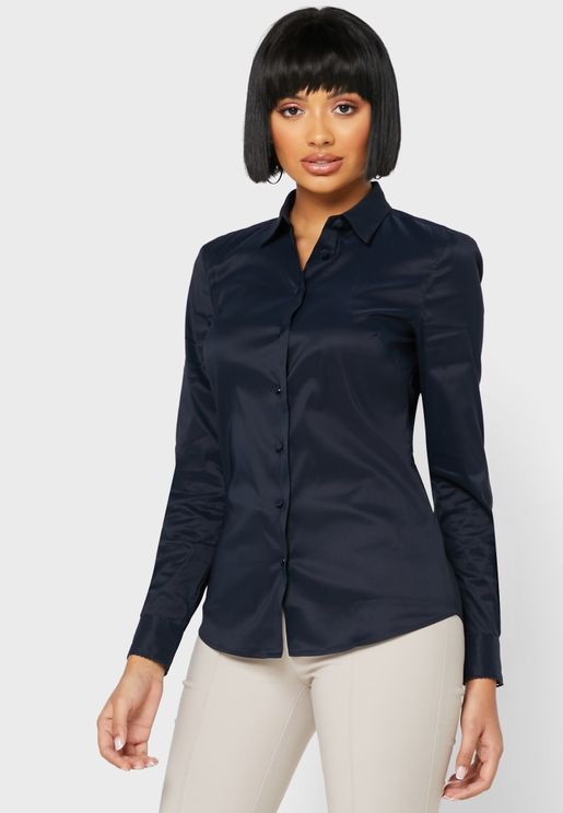 Brittany Tailored Shirt