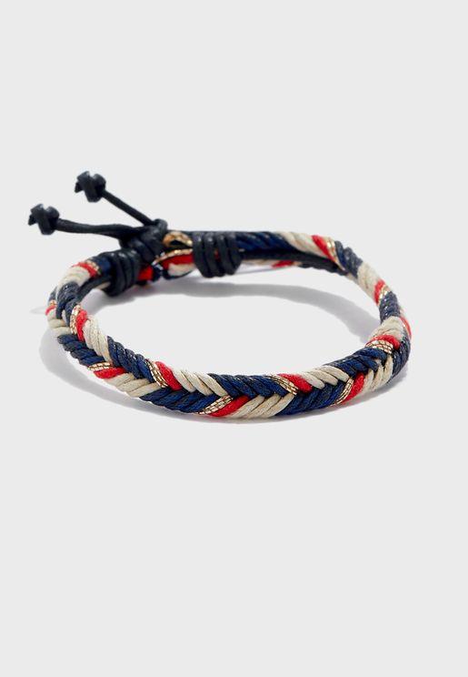 Casual Drawstring Bracelet