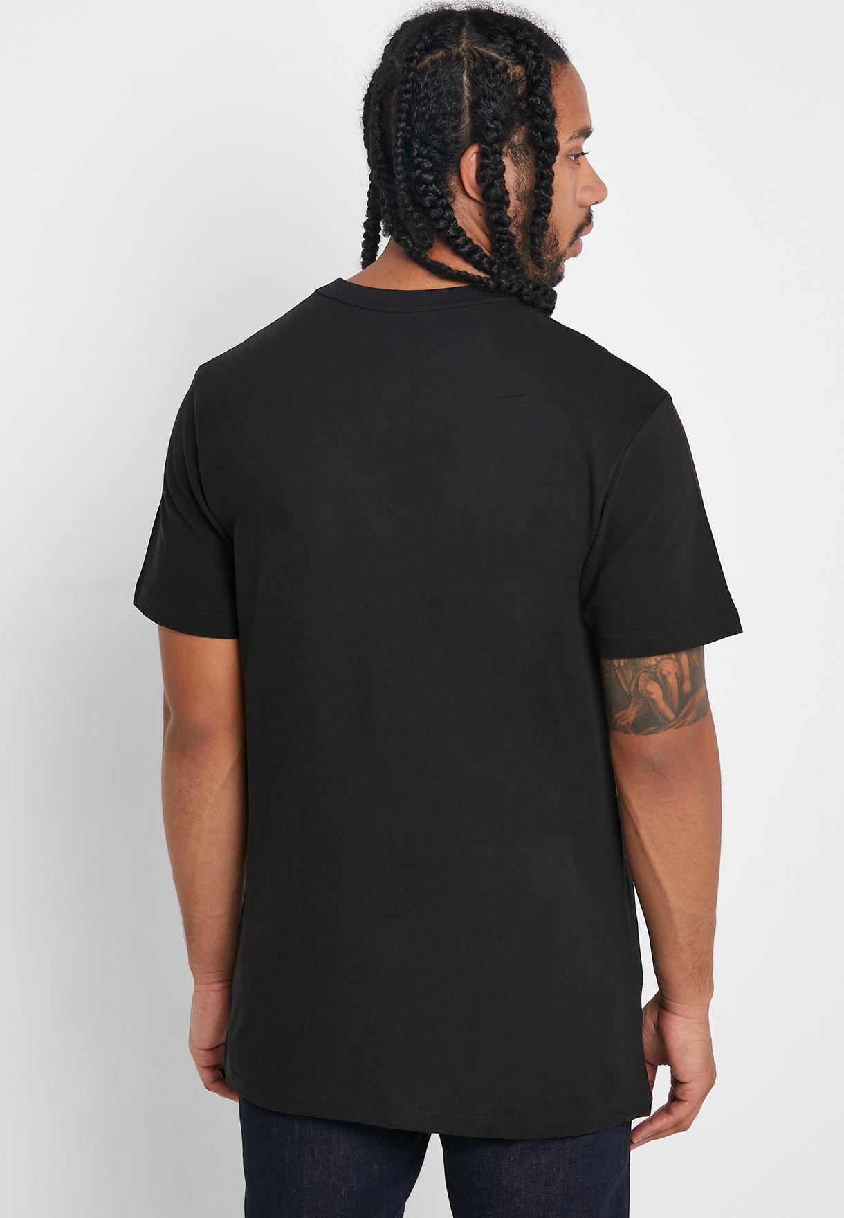 Essential Knit T-Shirt