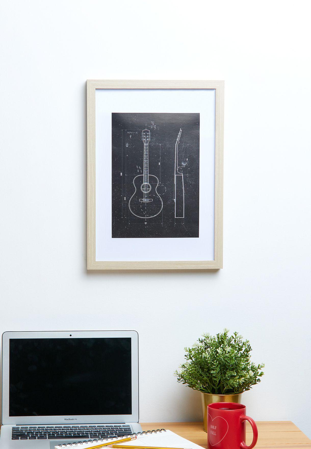 A4 Framed Art