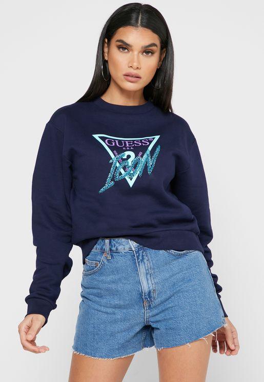 Icon Logo Sweatshirt