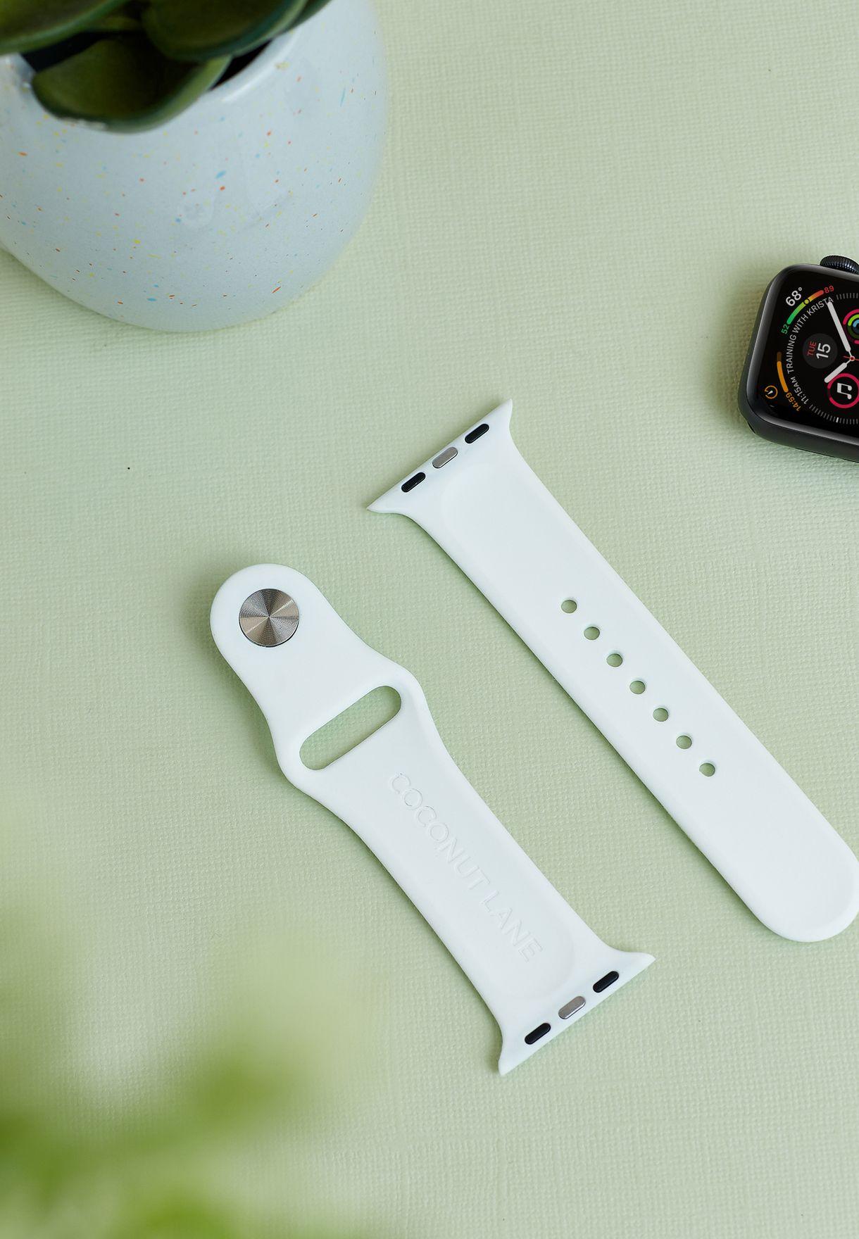 Mint Spots Apple Watch Strap 38/40mm