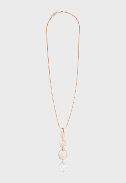 Blog Pendant Necklace