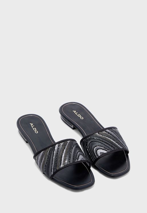 Oledia Flat Sandals