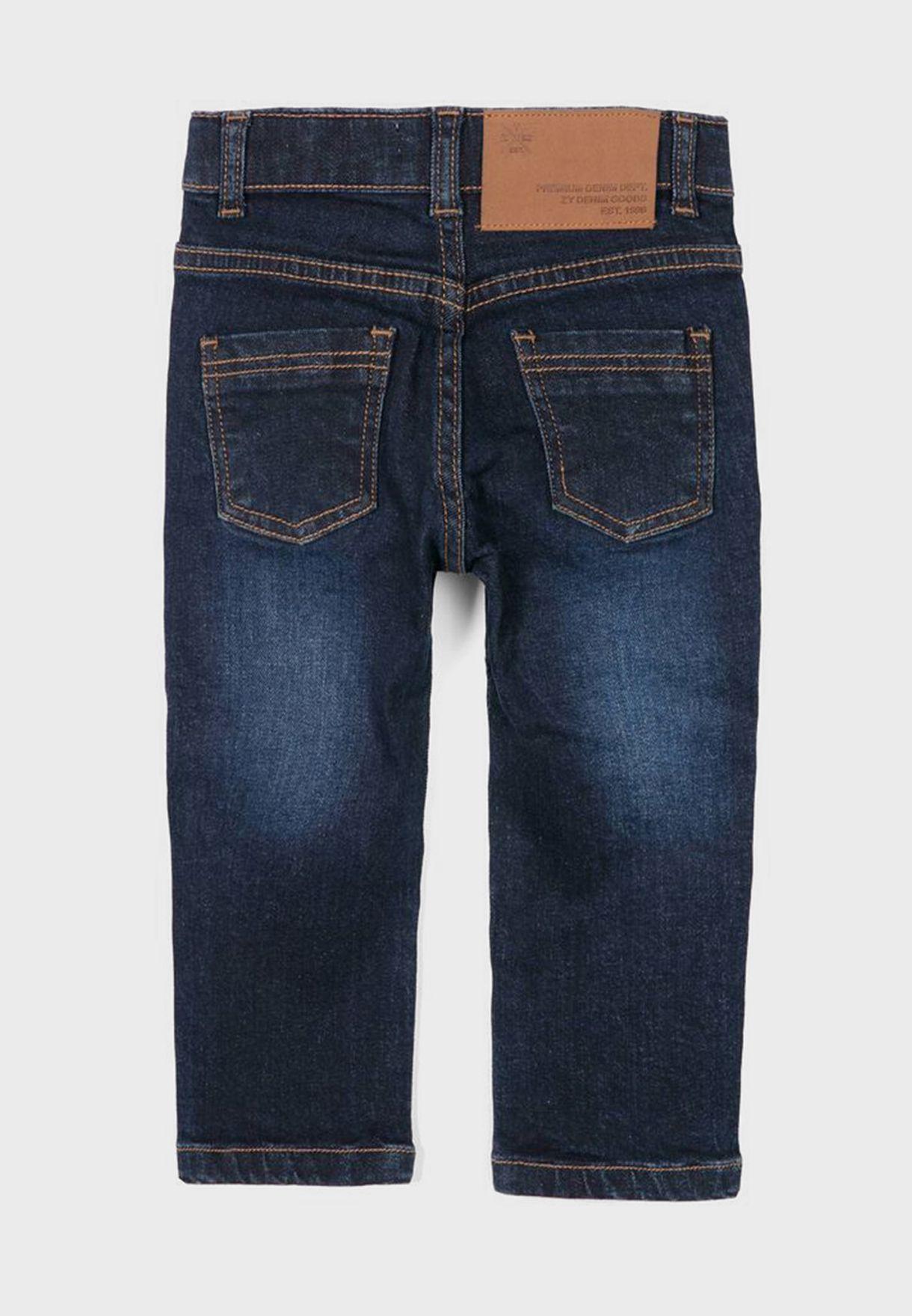 Infant  Light Wash Jeans