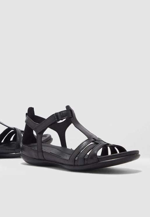 Flash Sandal - Black