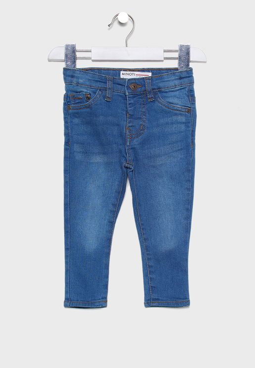 Infant Mid Wash Jeans