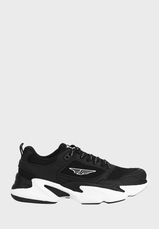 Mesh Low Top Sneaker