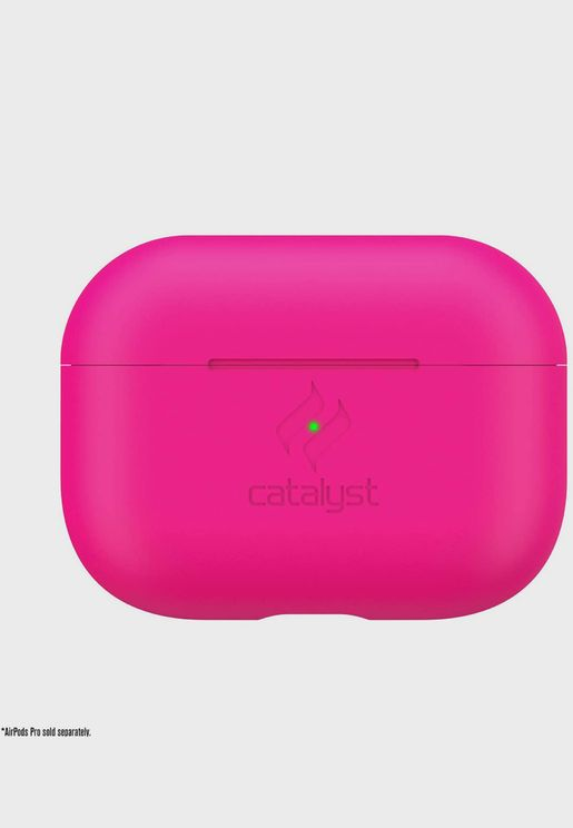 Catalyst -  Slim Case for AirPods Pro - Neon Pink