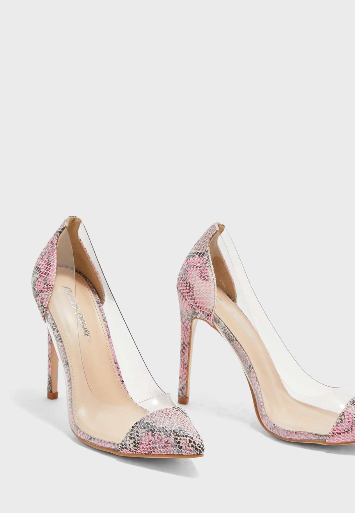 Potion High Heel Pump