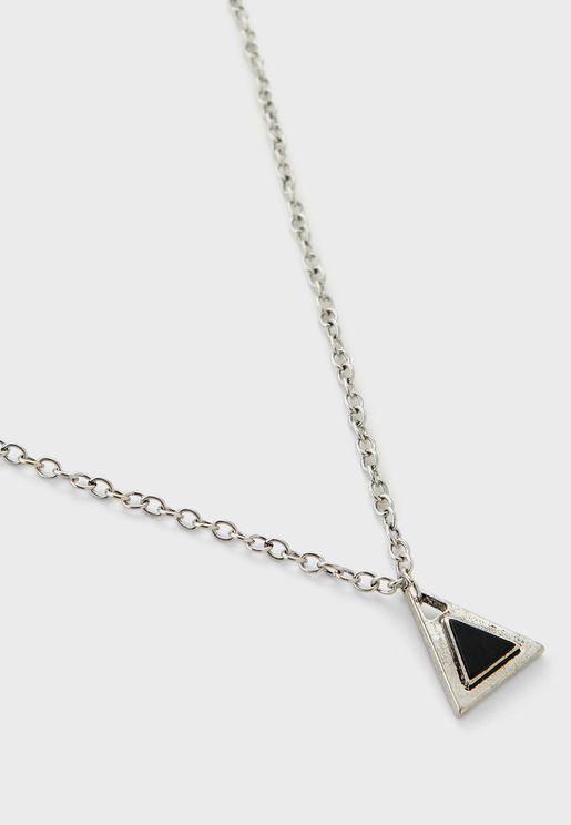 Triangulation Necklace