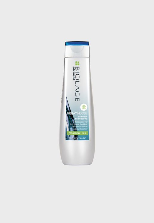Keratindose Shampoo 250 ml For Over-Processed Hair