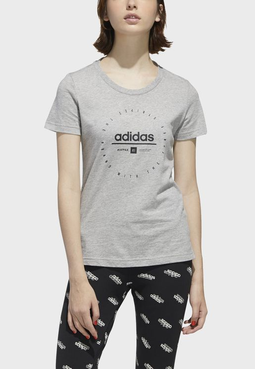 Clock Graphic T-Shirt