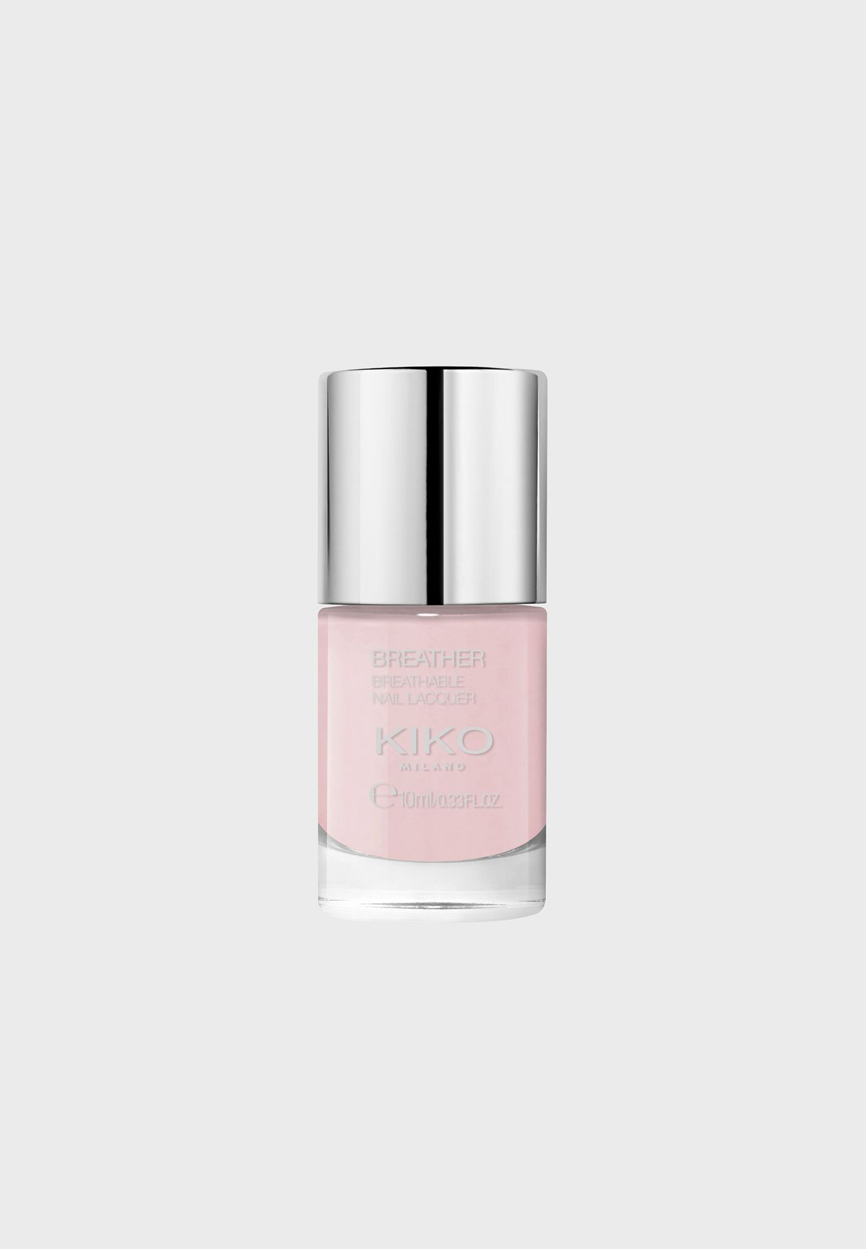 Breather Nail Lacquer - Light Pink
