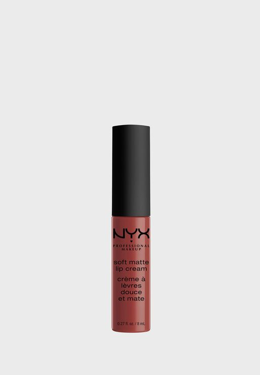 Soft Matte Lip Cream - Rome