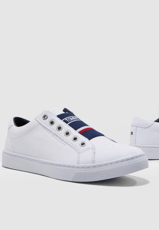 944cd519c Tommy Elastic Sneaker. PREMIUM. Tommy Hilfiger