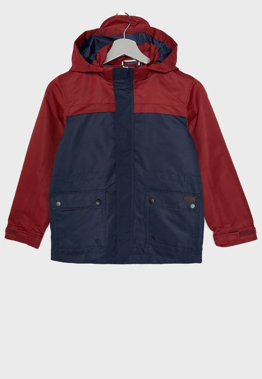Teen Hooded Jacket