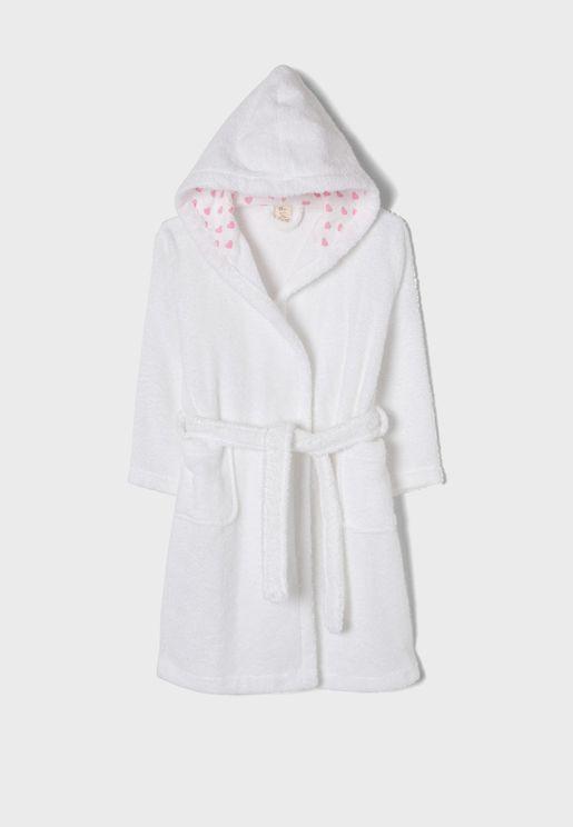 Kids Essential Robe