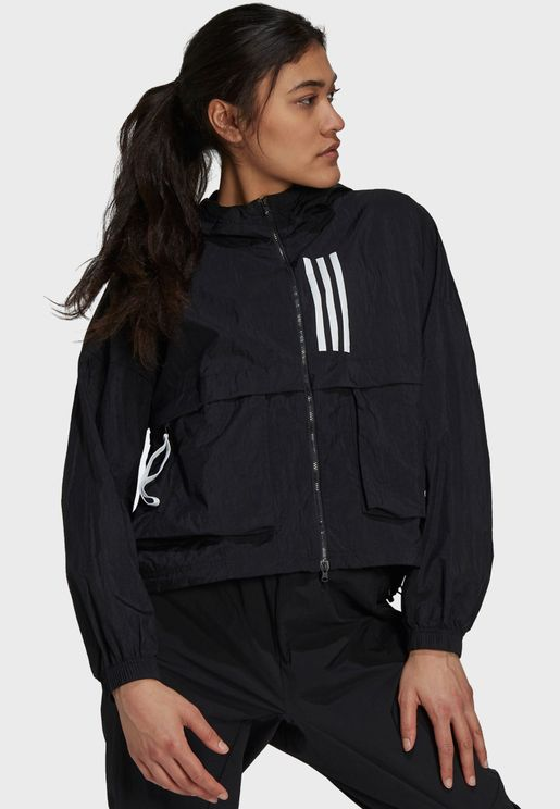 Essential Mother Hooded Jacket