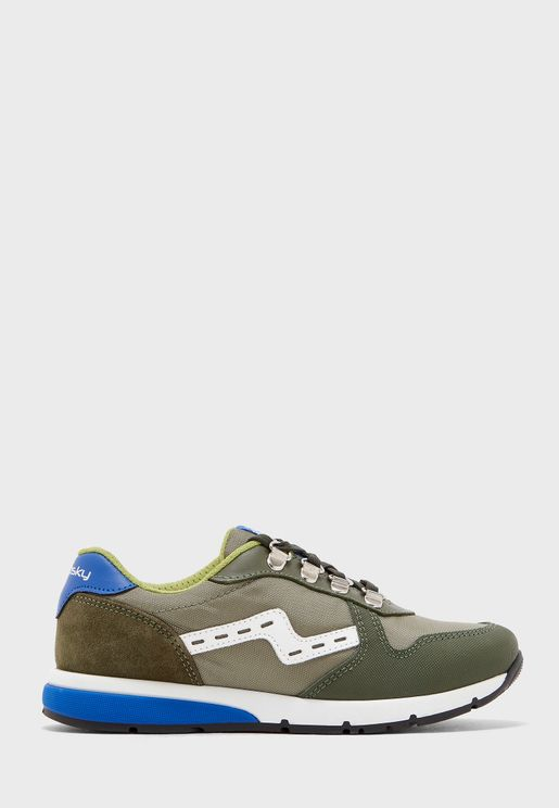 Youth Colorblock Sneaker