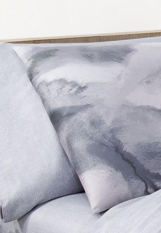غطاء وسادة مطبع 50x75 سم