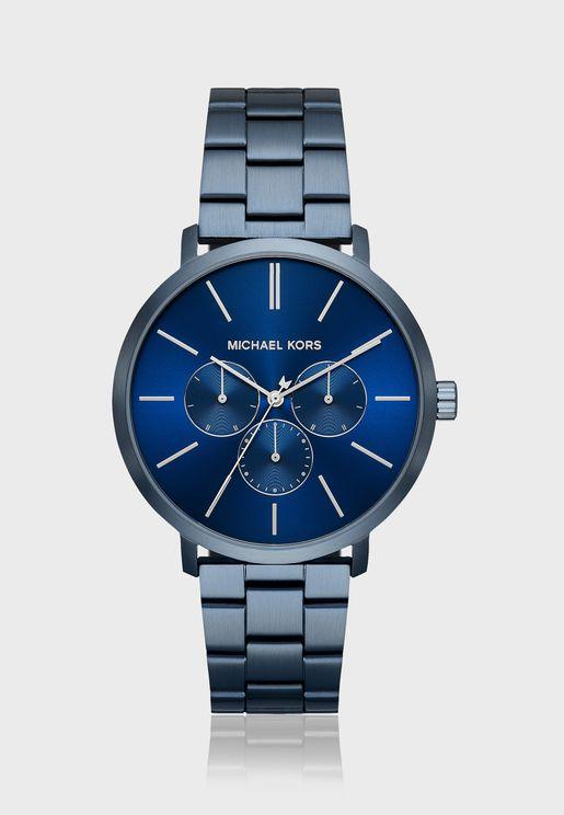 MK8704 Three Circle Dated Watch