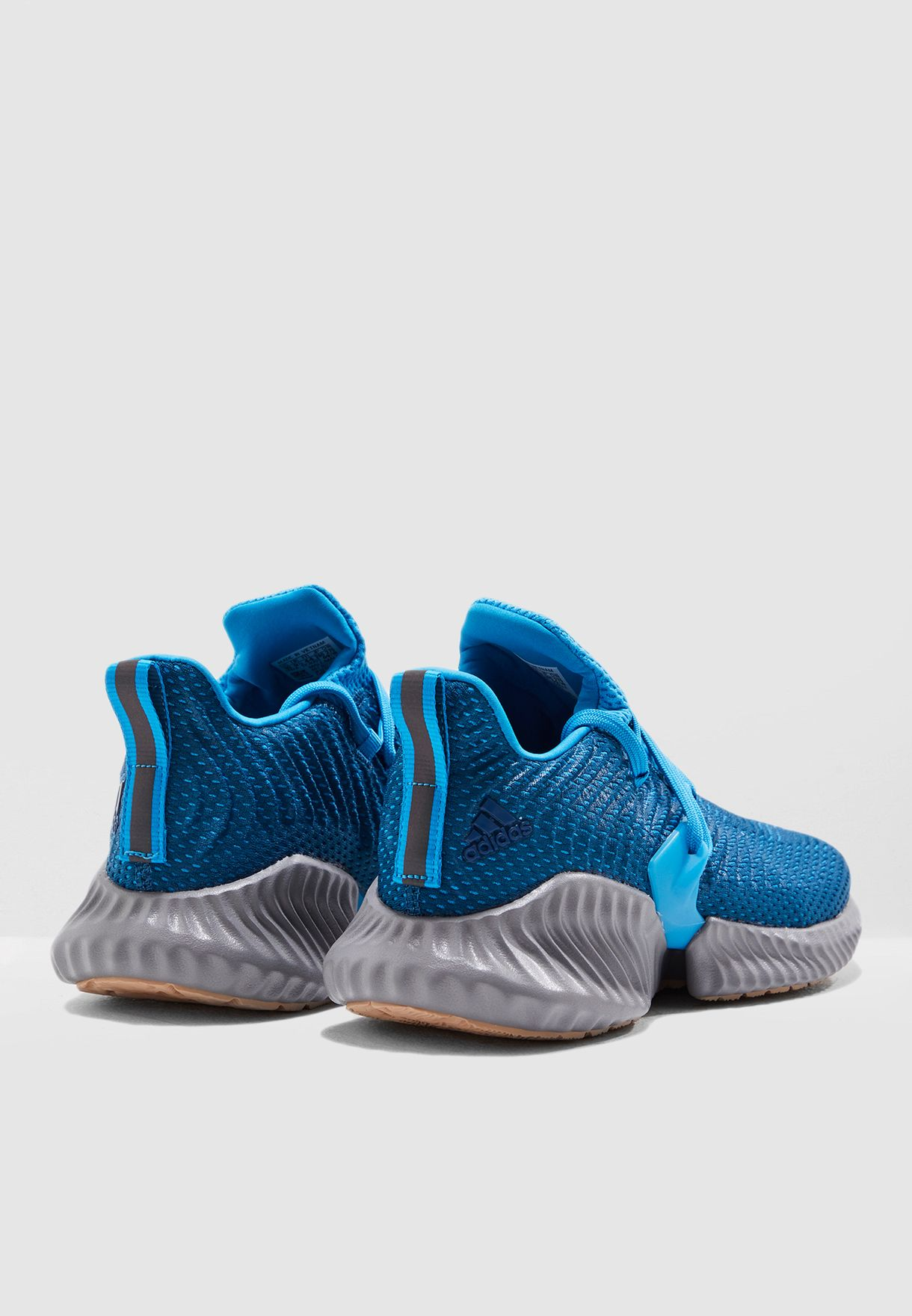 964f89fa3cb6e Shop adidas multicolor Alphabounce Instinct BD7112 for Men in UAE ...