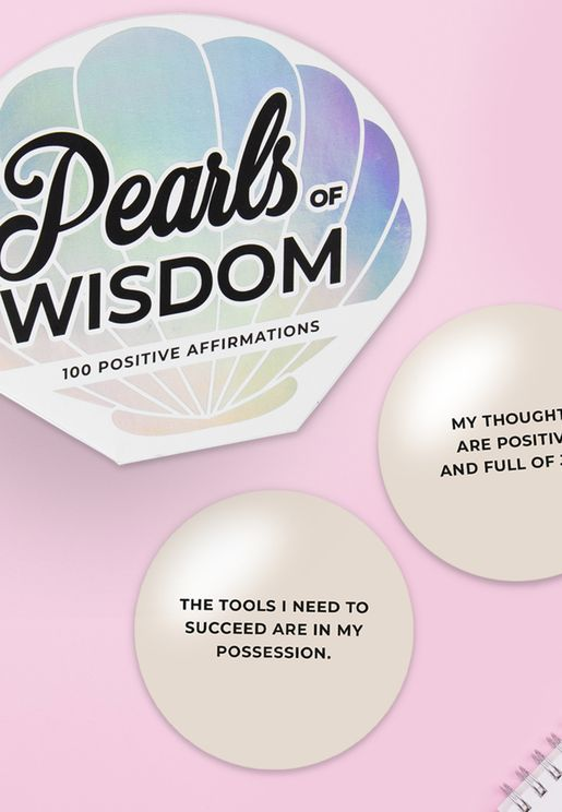 Pearl Of Wisdom Trivia Cards