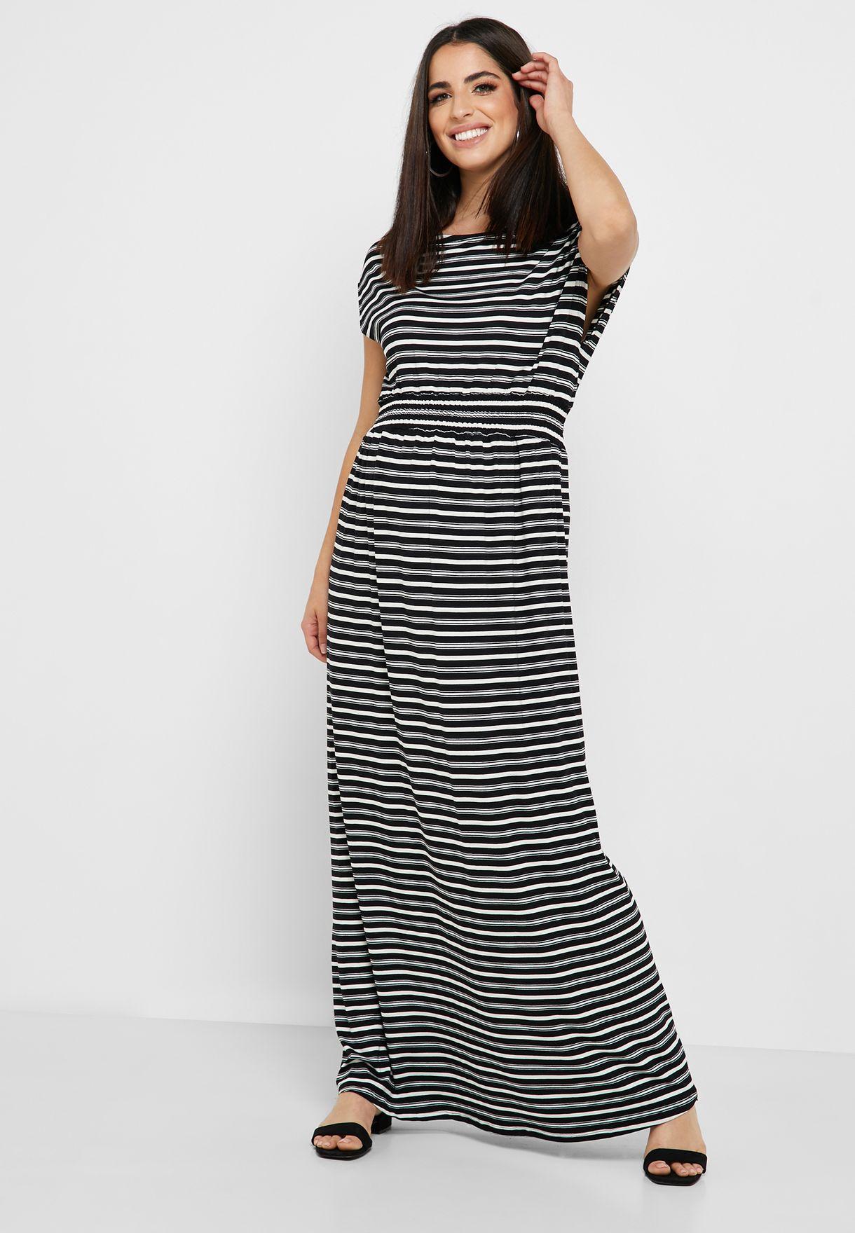 6bdf3d995e2 Shop Dorothy Perkins Maternity stripes Striped Maxi Dress 17203813 ...