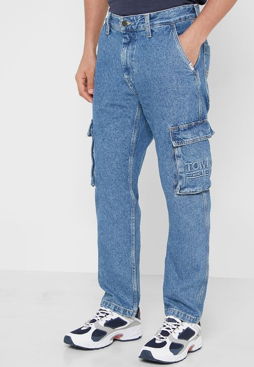 بنطال جينز كارجو