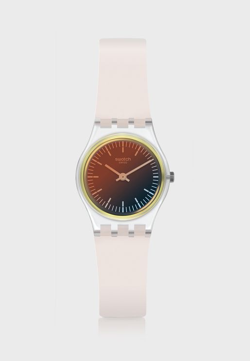 Ultra Golden Analog Watch
