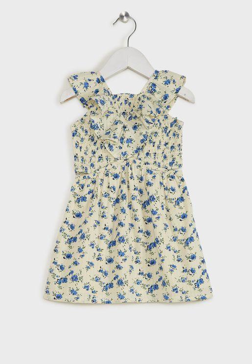 Kids Bowback Dress