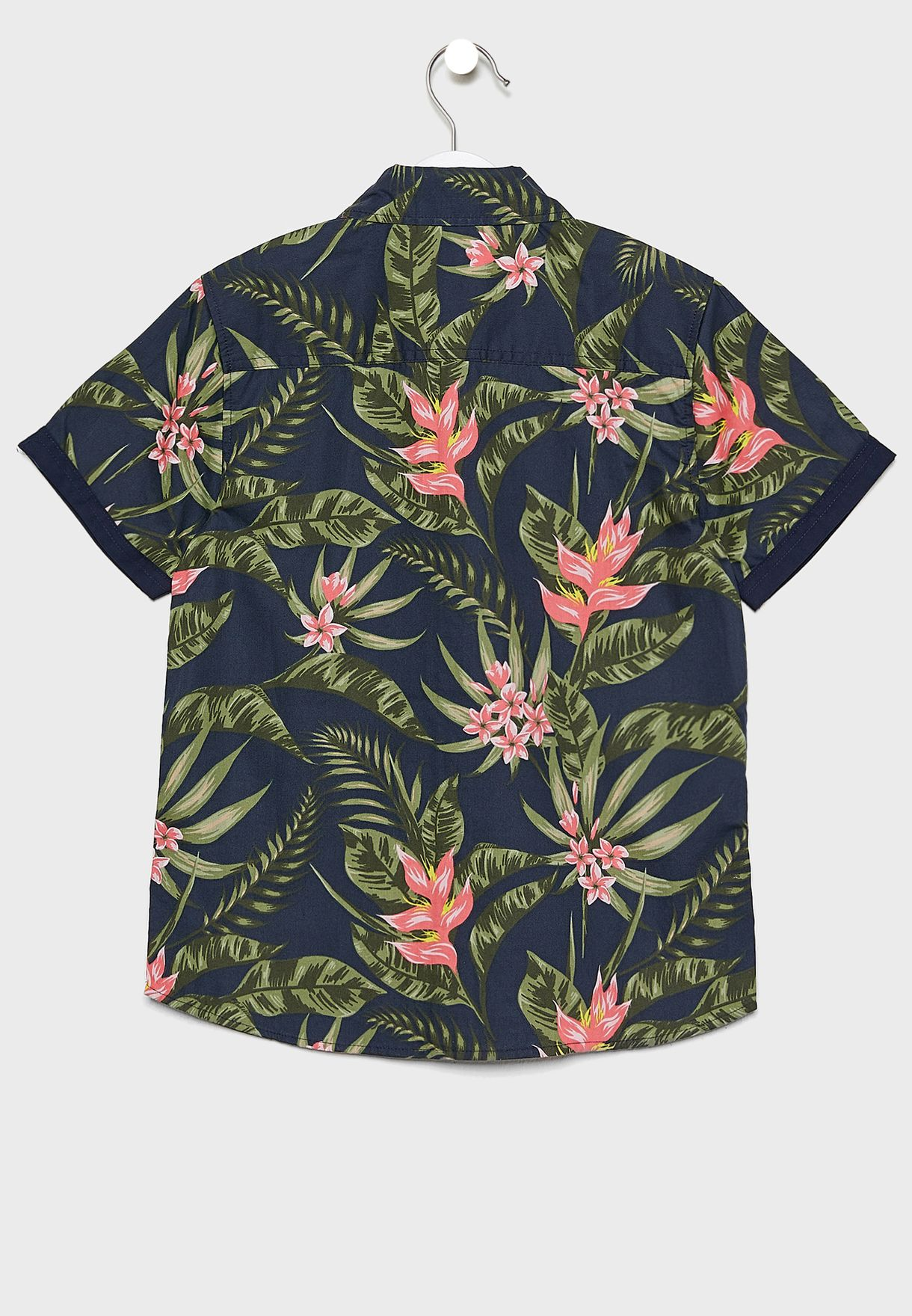 Kids Palm Leaf Shirt