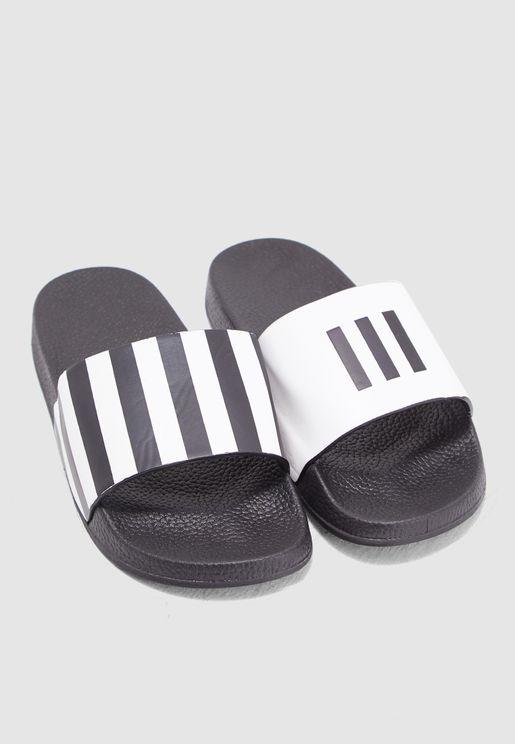 Odd Stripes Sandals