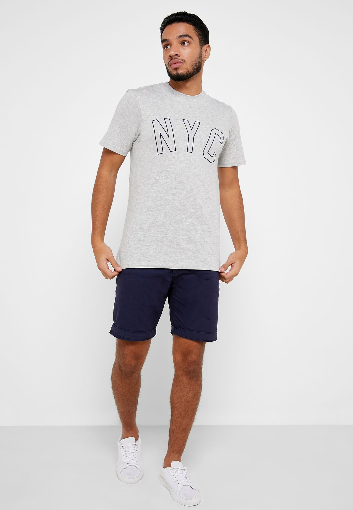 NYC Crew Neck T-Shirt
