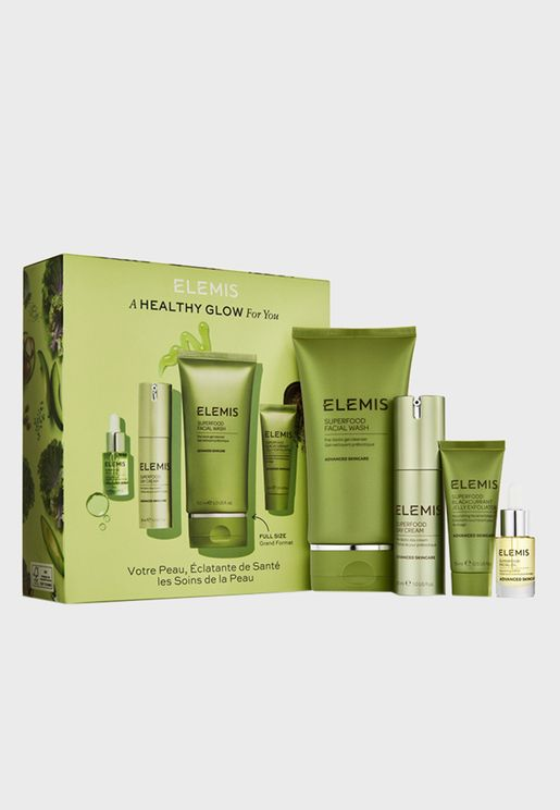 A Healthy Glow for You Superfood Gift Set