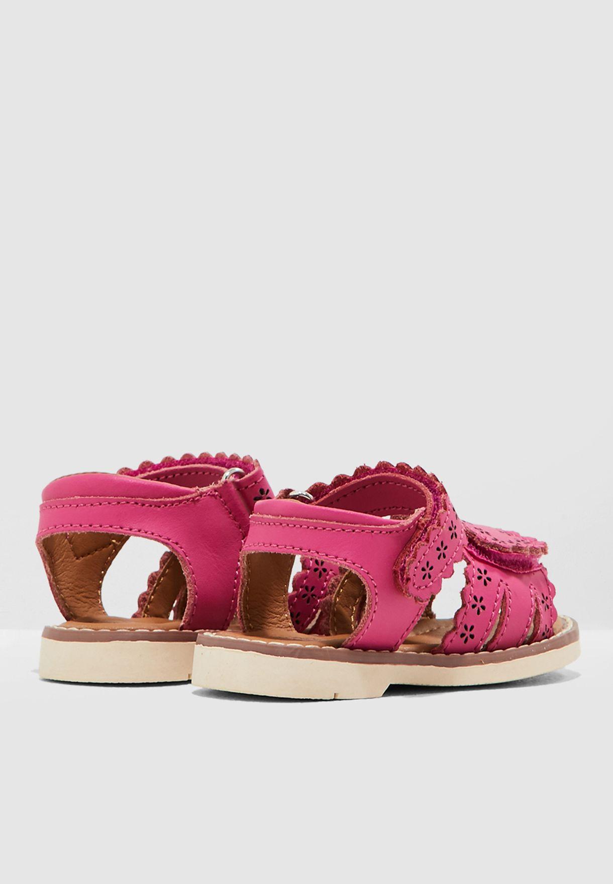 Kids Laser Cut Sandal