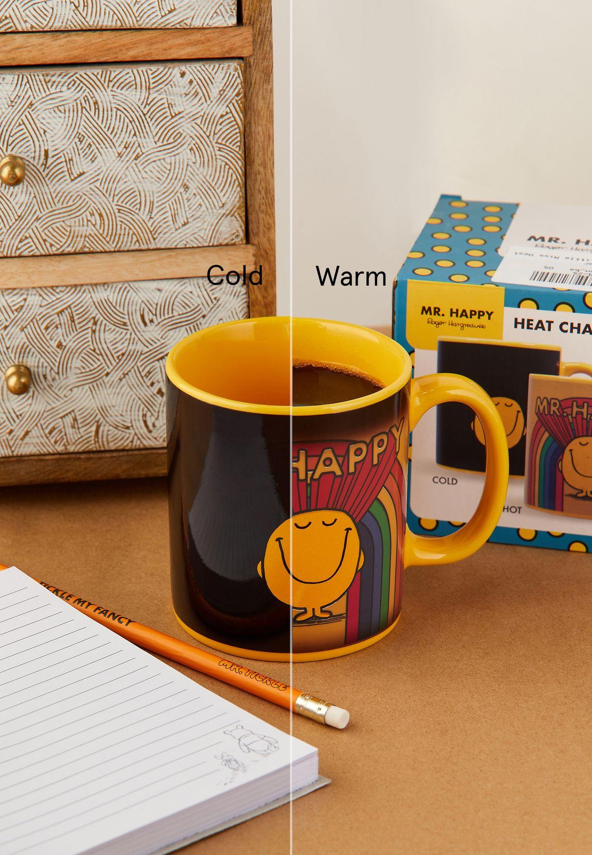 Mr. Happy Heat Change Mug
