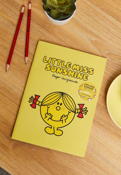 كتاب ليتل ميس سنشاين