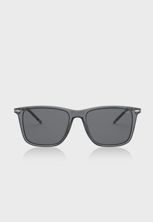 0PH4163 Square Sunglasses