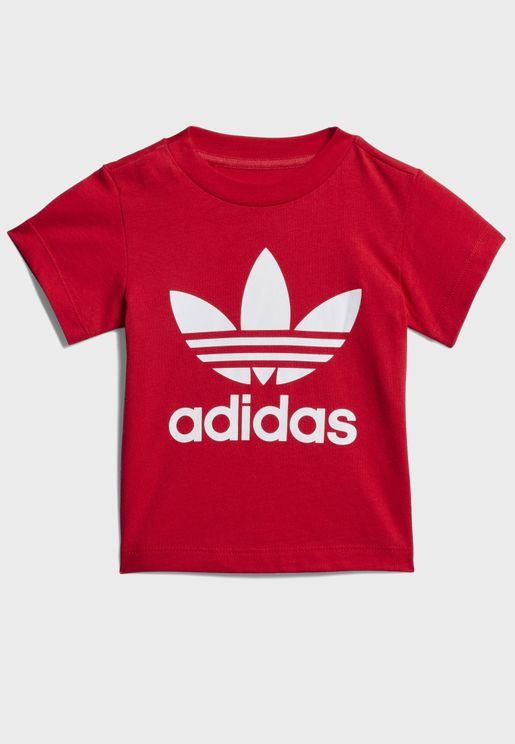 Infant adicolor Trefoil T-Shirt