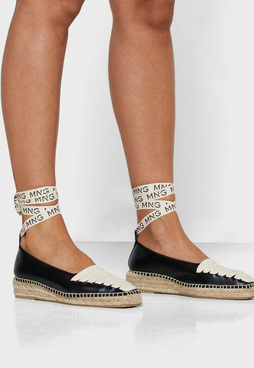 Casual Espadrille Slip On