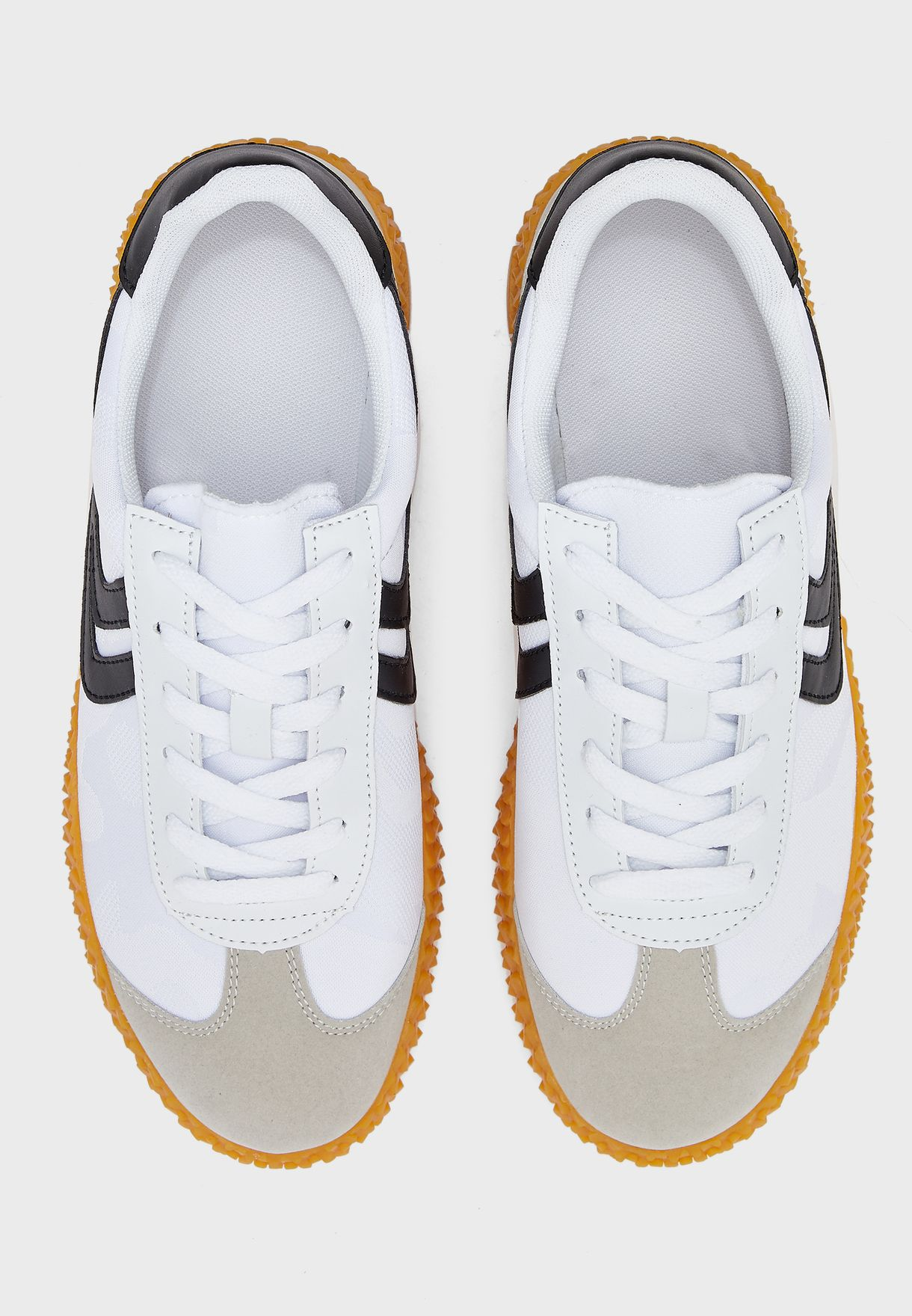 Casual Lace Ups