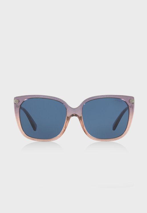 0HC8272  Shape Sunglasses