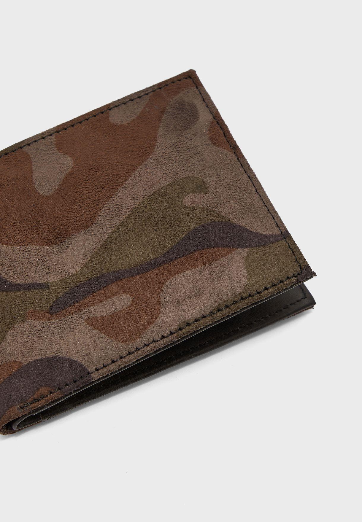 محفظة كاجوال مطبعة