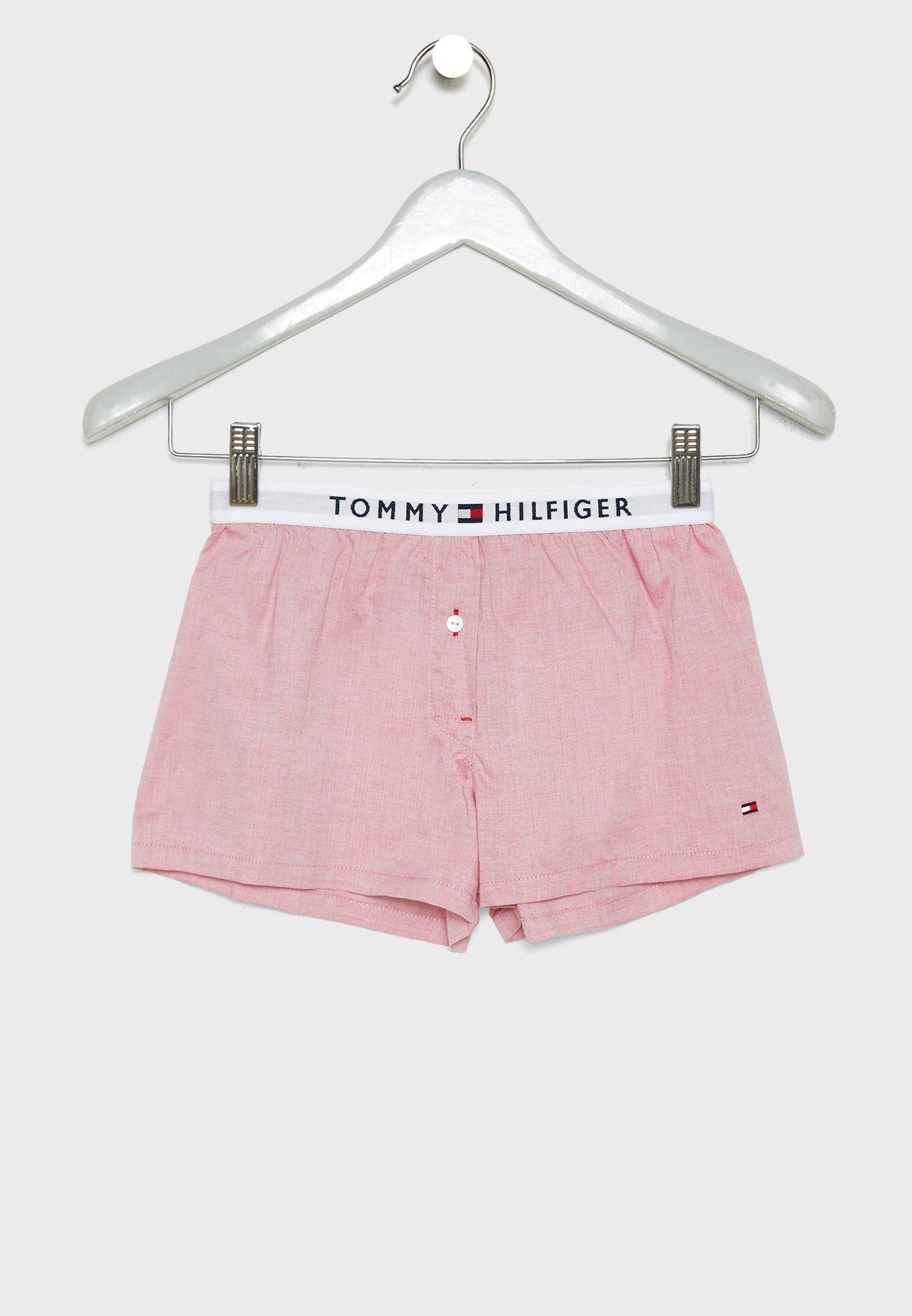 Teen Logo Short Pyjama Set
