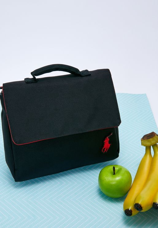 Handle On Top Lunch Bag