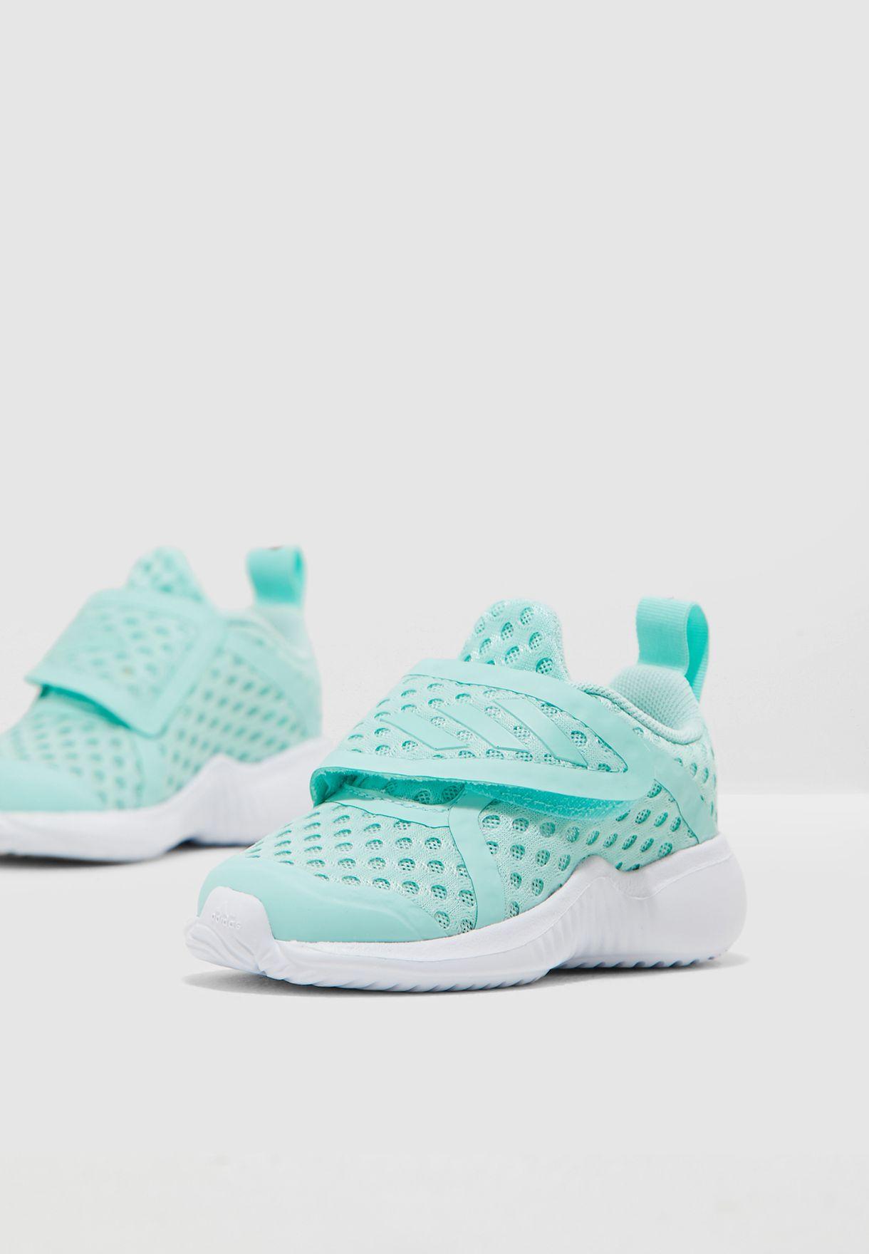 adidas blue Infant FortaRun X BTH CF